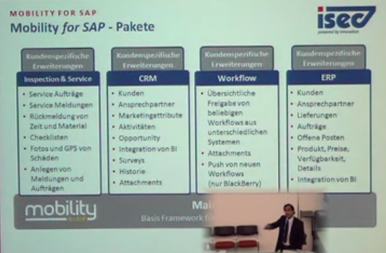 Mobility for SAP – M.Sosna Isec7